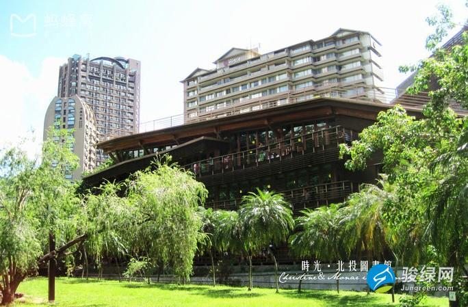 全球十大最美绿色图书馆之一